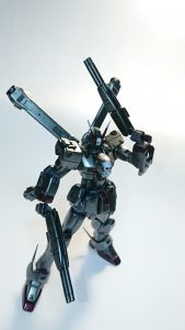 HGUC クロスボーンガンダムX-0