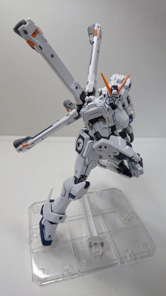 クロスボーンガンダムX1 アピールショット3
