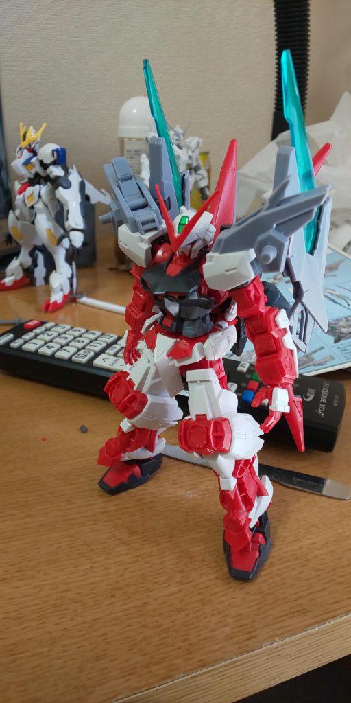 アストレイPD ~Prototype Dragoon~ 制作工程2