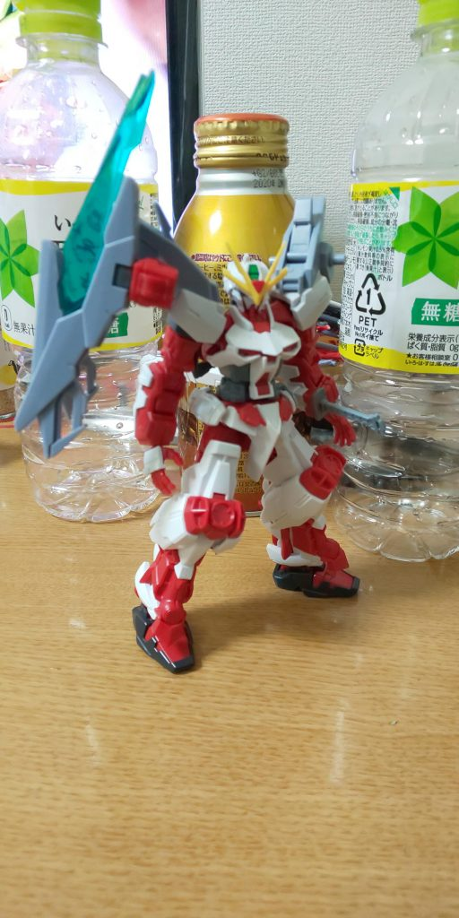 アストレイPD ~Prototype Dragoon~ 制作工程3