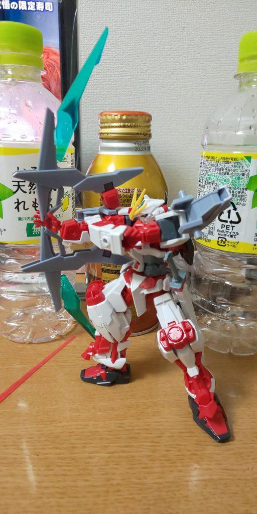 アストレイPD ~Prototype Dragoon~ 制作工程4