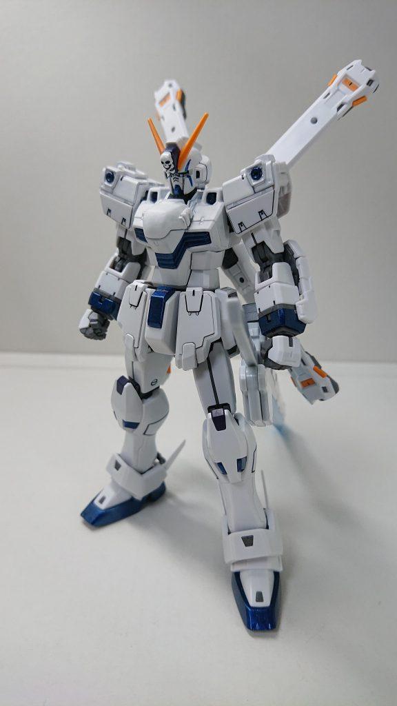 クロスボーンガンダムX1 アピールショット1