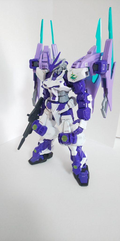 アストレイPD ~Prototype Dragoon~ アピールショット2