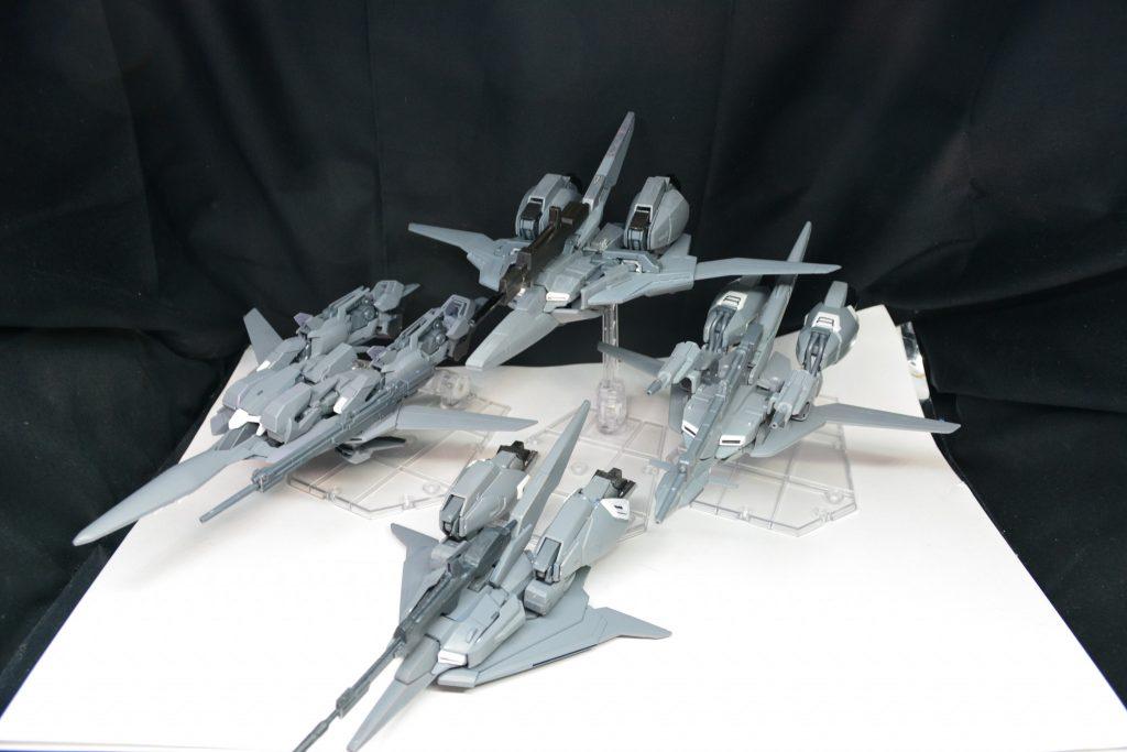 ゼータ航空部隊 アピールショット3