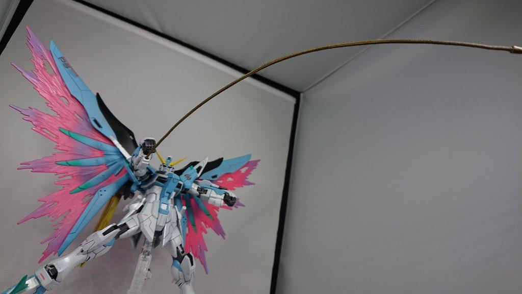 イザーク専用デスティニー アピールショット3