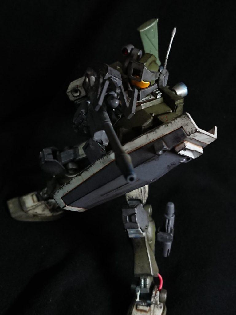 ジムスナイパーカスタム(陸戦仕様) アピールショット2