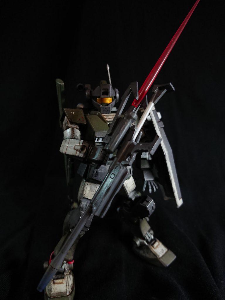 ジムスナイパーカスタム(陸戦仕様) アピールショット3
