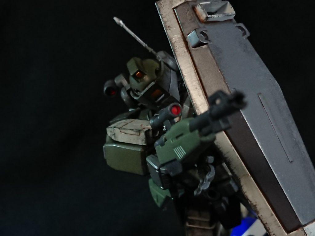 ジムスナイパーカスタム(陸戦仕様) アピールショット4