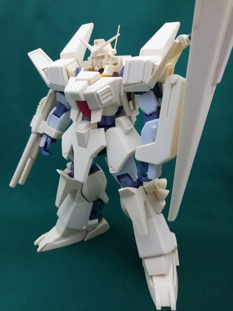 MGフルアーマーガンダムmarkⅡ【B-CLUB改造レジン使用】 制作工程5