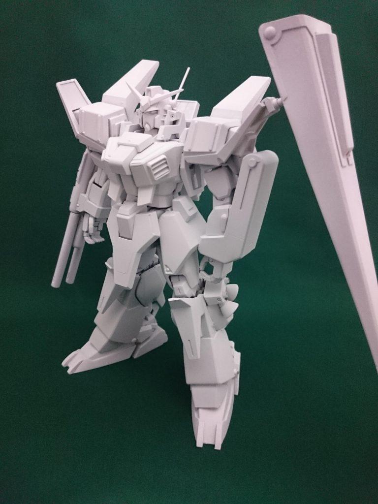 MGフルアーマーガンダムmarkⅡ【B-CLUB改造レジン使用】 制作工程7