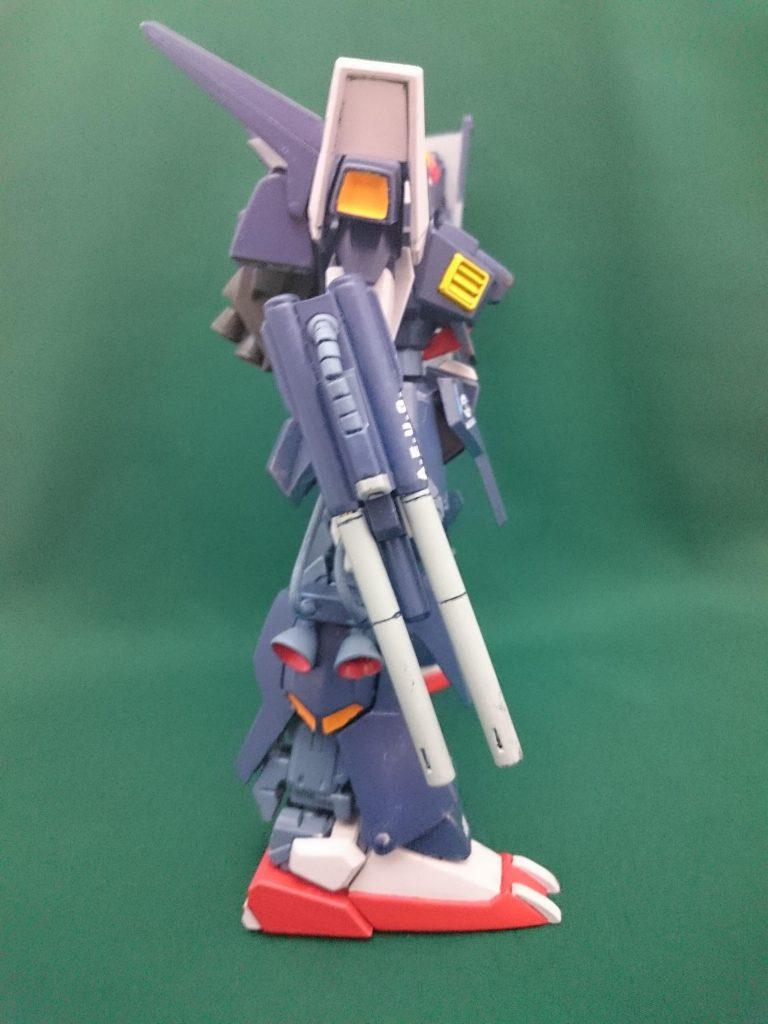 MGフルアーマーガンダムmarkⅡ【B-CLUB改造レジン使用】 アピールショット4
