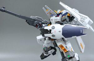 ガンダムTR-1 ヘイズル RX-121-FA(T3部隊カラー)