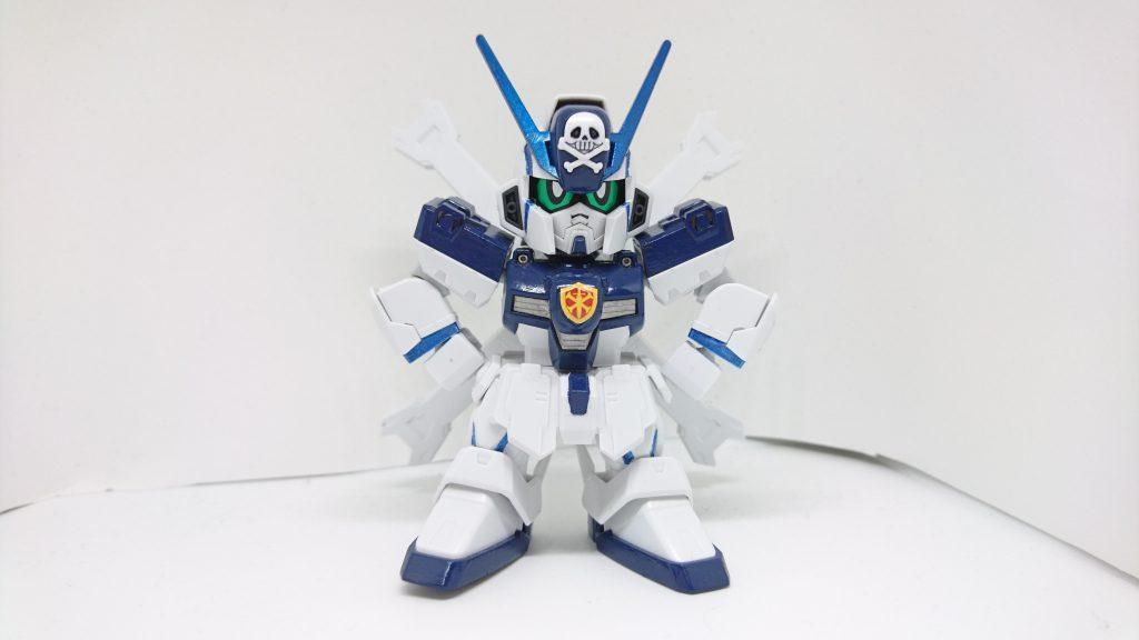 頼電クロスボーンガンダム アピールショット4