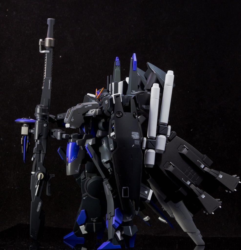 ARX-050ex  EX-BULLET  McMillan アピールショット1