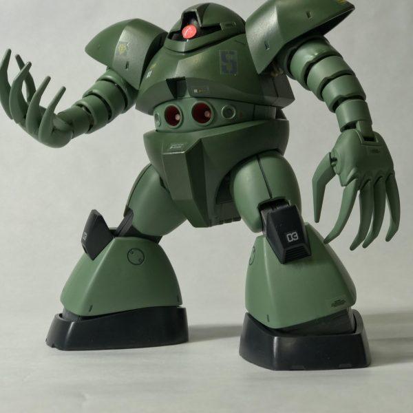 MSM-03 ゴッグ量産型ザクカラー