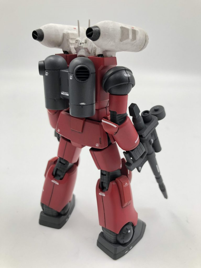 RX-77-2 ガンキャノン アピールショット3