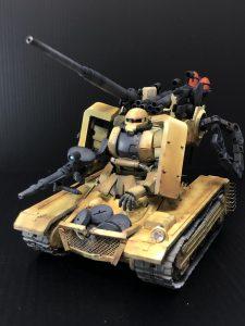 ザクタンクD型