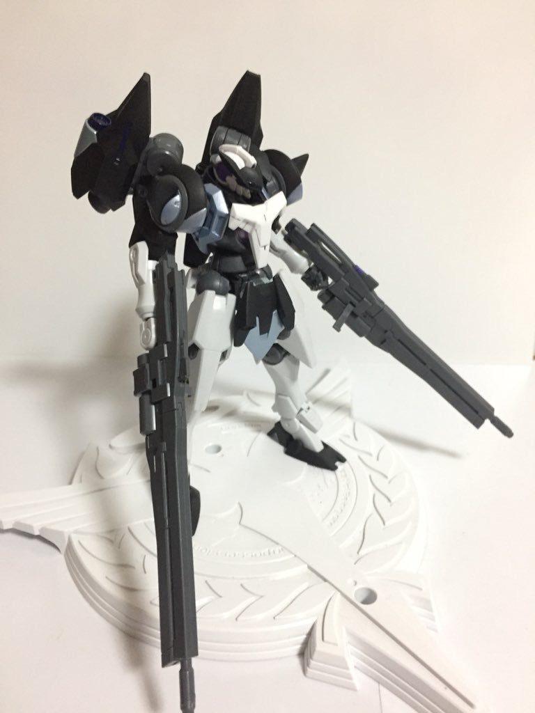 GN-セルペンテ:弐型 制作工程5
