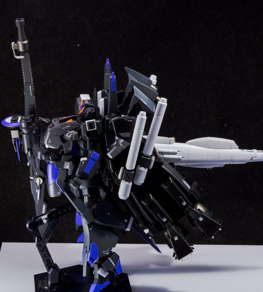 ARX-050ex  EX-BULLET  McMillan 制作工程3