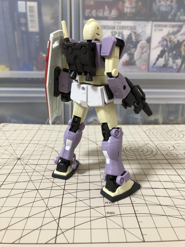 RGM-79 ジム 制作工程2