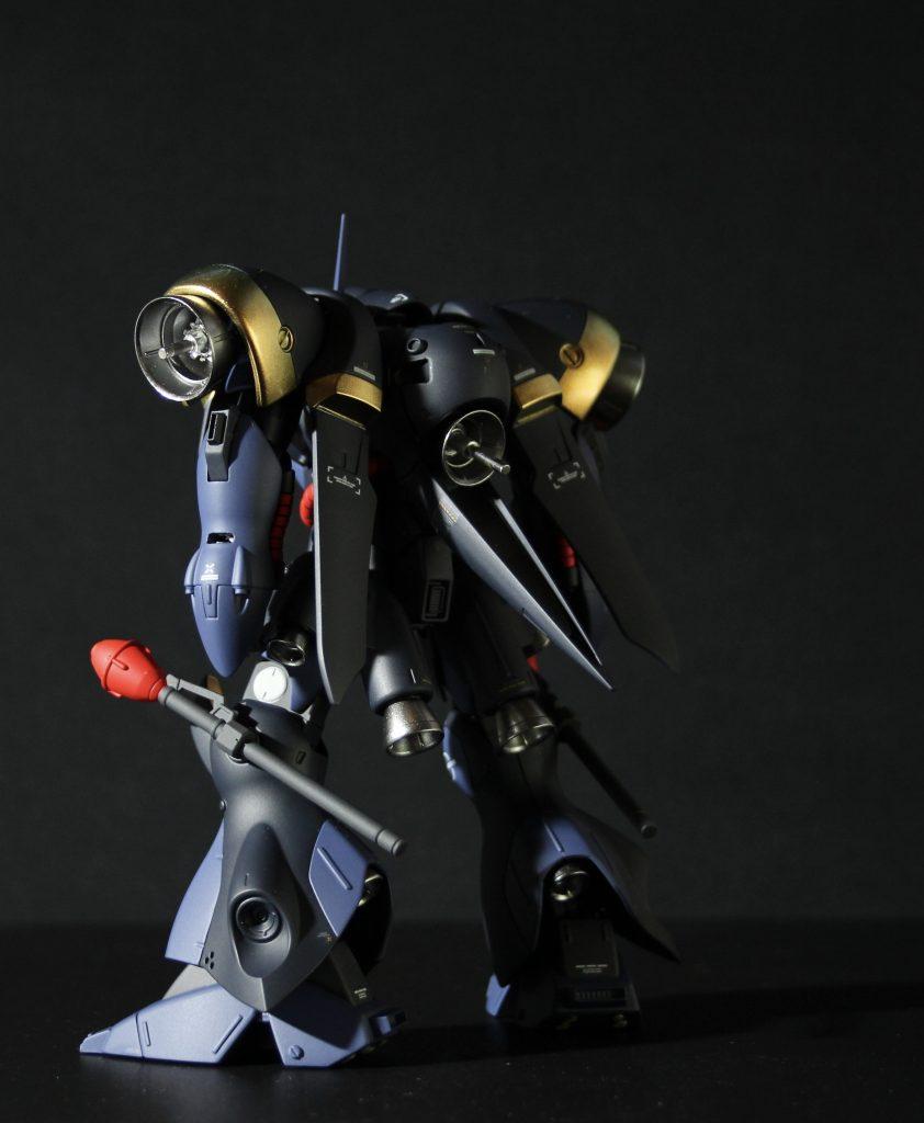 HG ガーベラ・テトラ アピールショット2