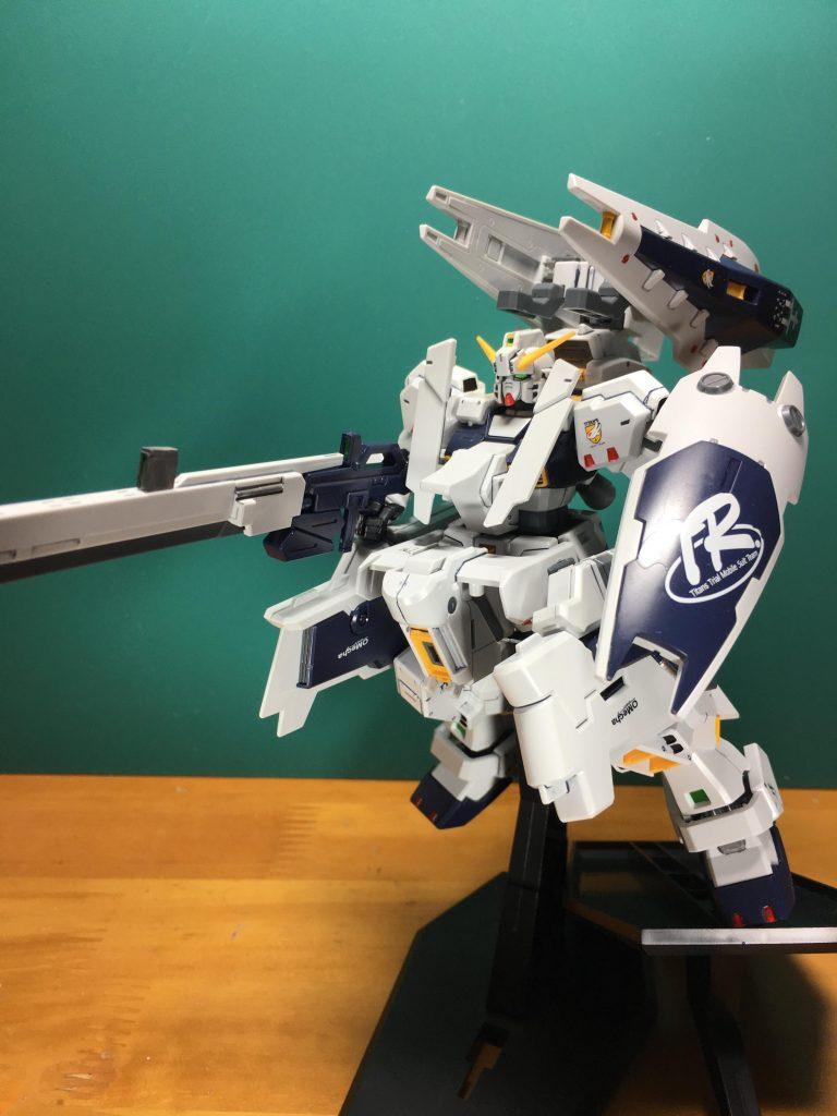 ガンダムTR-1 ヘイズル改 / Gパーツ[フルドド] アピールショット8