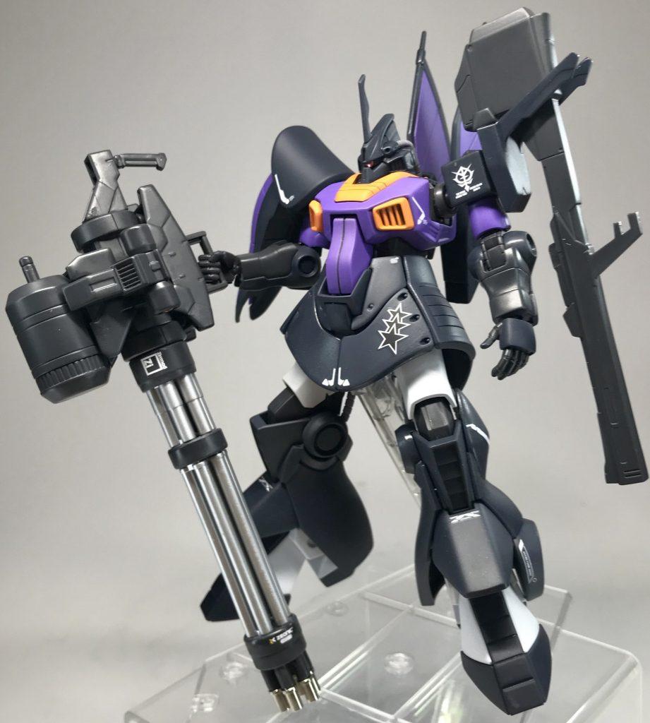 HG MSK-008 ディジェ 【Black Tri-Stars】 〜重武装〜