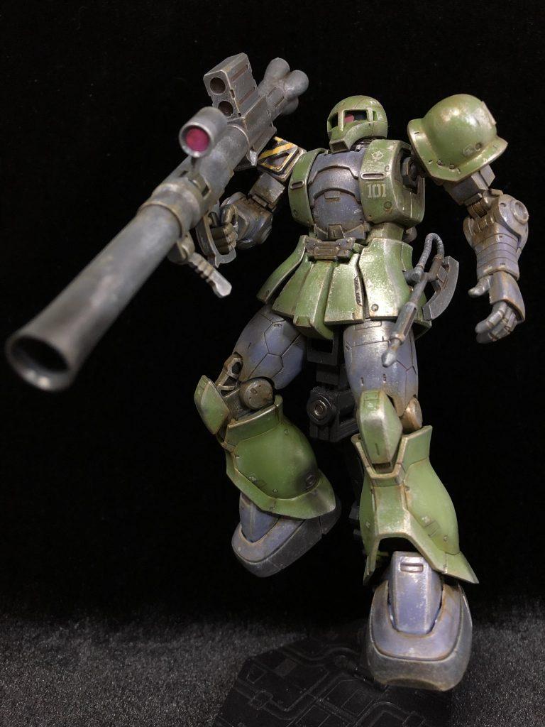 MS-05 ザクⅠ