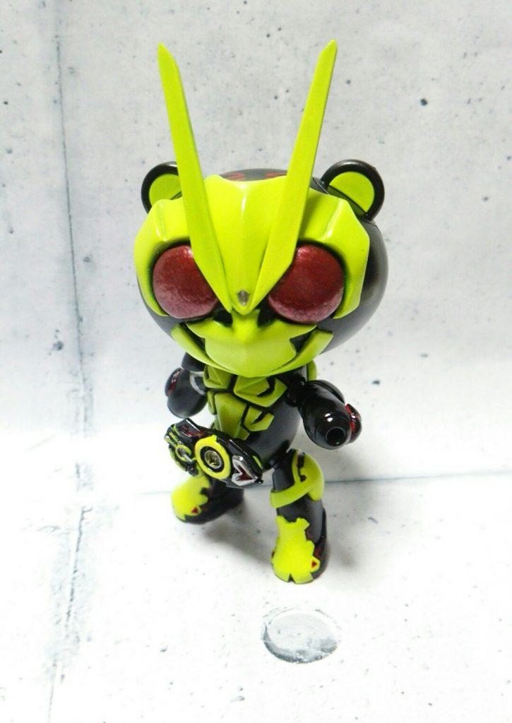 令和最初のライダー!仮面ライダープチッガイゼロワン完成! アピールショット3