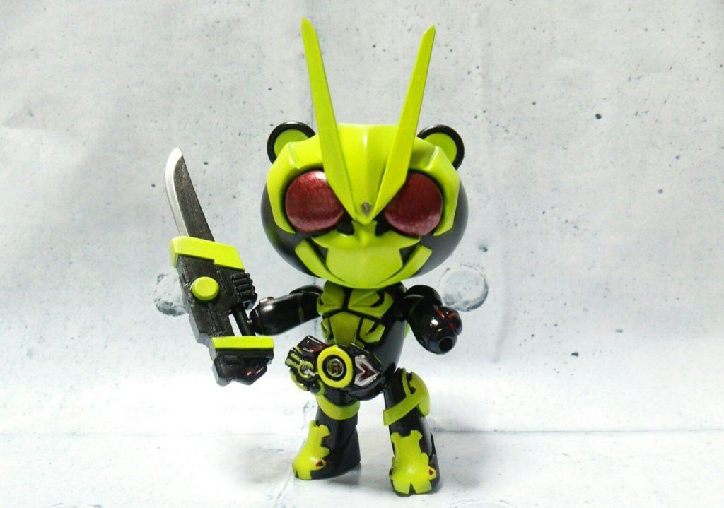 令和最初のライダー!仮面ライダープチッガイゼロワン完成! アピールショット5