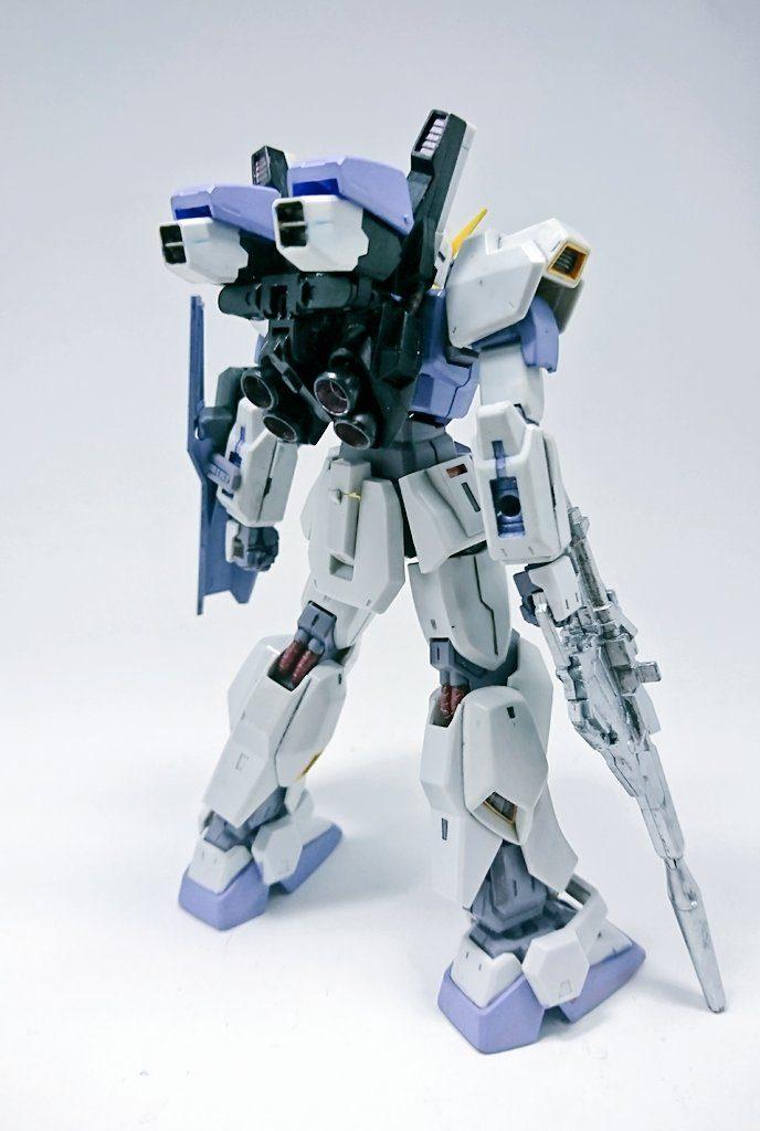 ガンダムMk-Ⅱ(U.C.0096) アピールショット1