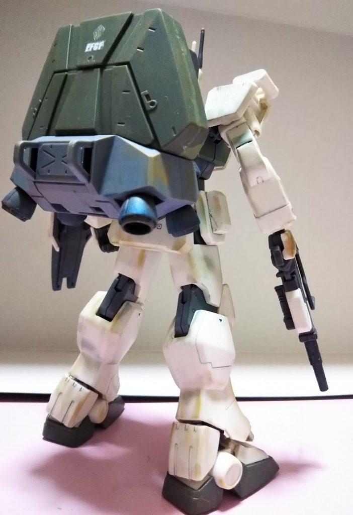 RX-79[G]Ez-8  GUNDAM Ez8 アピールショット2