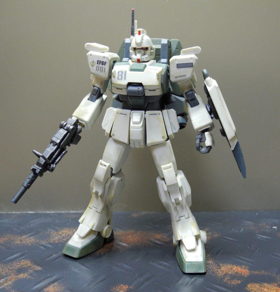 RX-79[G]Ez-8  GUNDAM Ez8 アピールショット1
