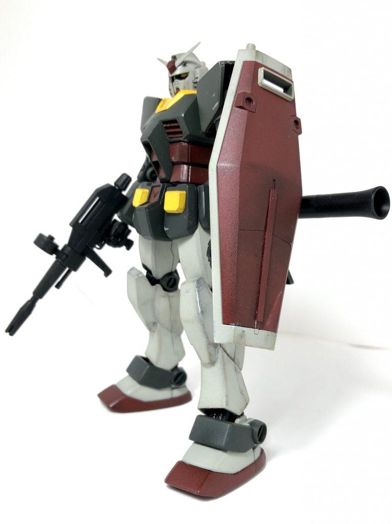 HGUC RX-78 ガンダム アピールショット4