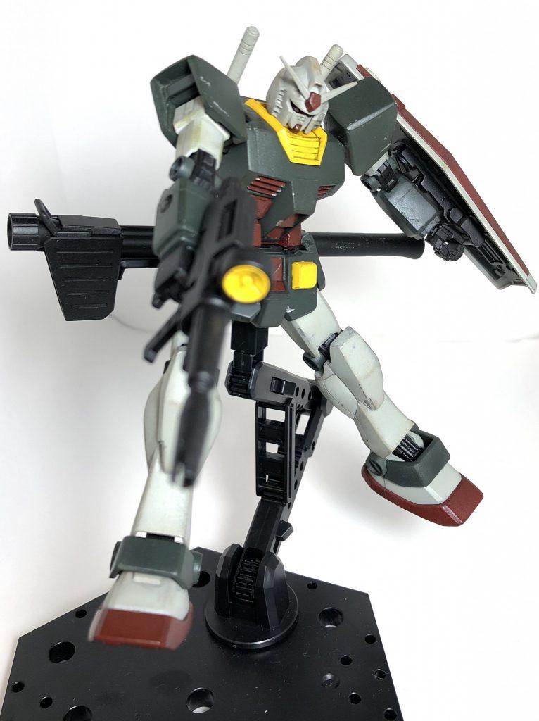 HGUC RX-78 ガンダム アピールショット2