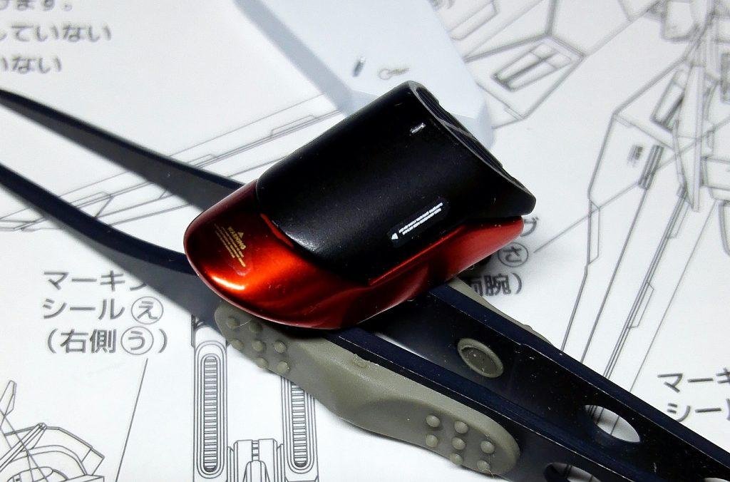 MG ストライクフリーダム 制作工程1