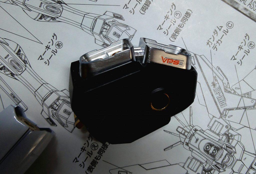 MG ストライクフリーダム 制作工程3