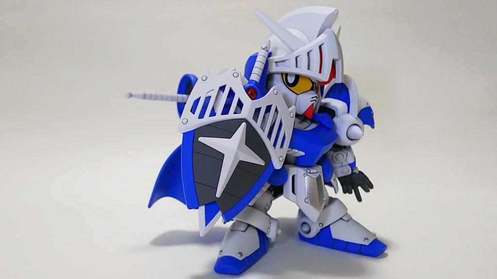騎士ガンダム(ICE WHITE COLOR) アピールショット7