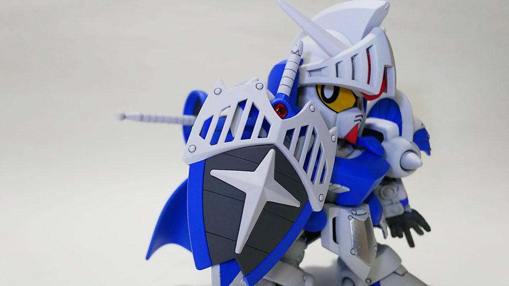 騎士ガンダム(ICE WHITE COLOR) アピールショット8