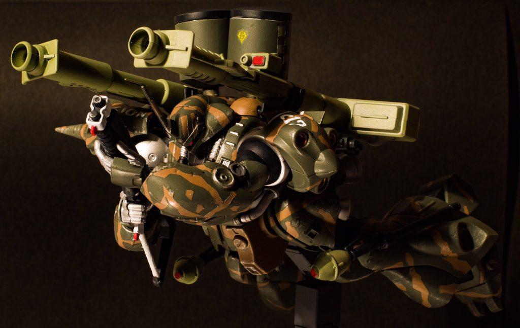 ケンプファー・ジャブロー強襲型 アピールショット3