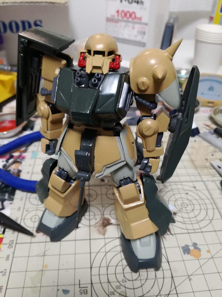 ハイザック(EWACユニットカスタム) アピールショット5