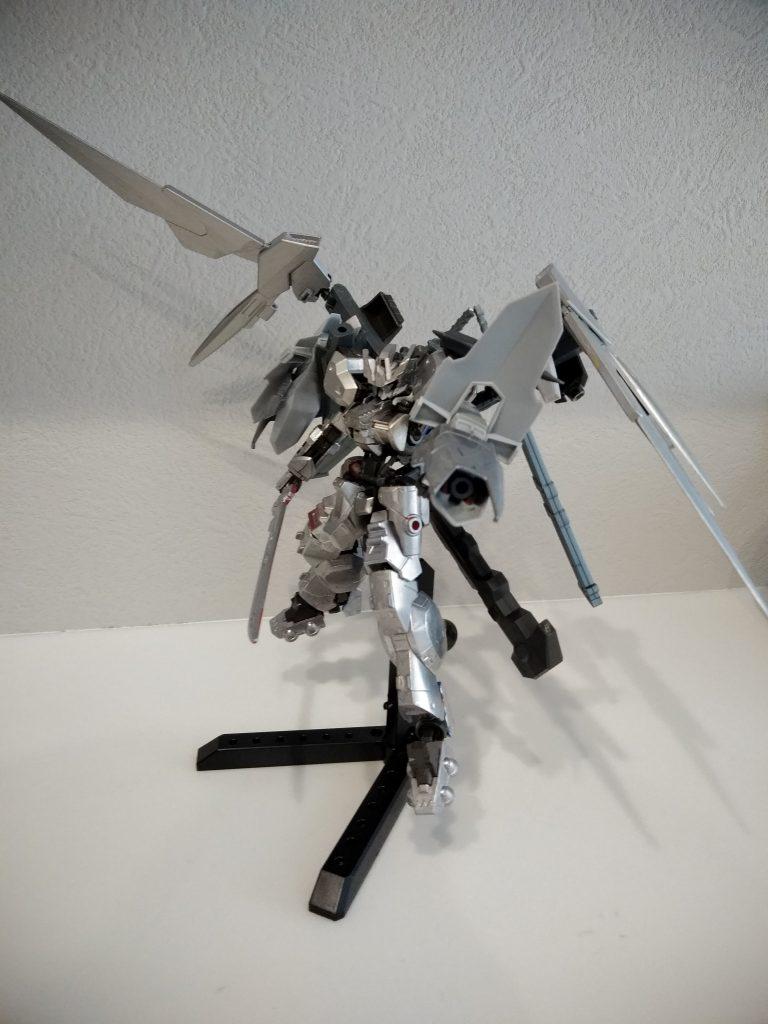 銀竜志士アスタロト・焔 アピールショット7