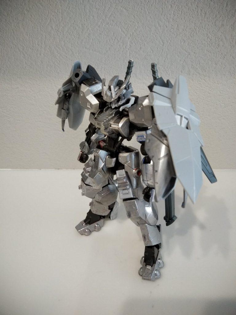 銀竜志士アスタロト・焔 アピールショット1