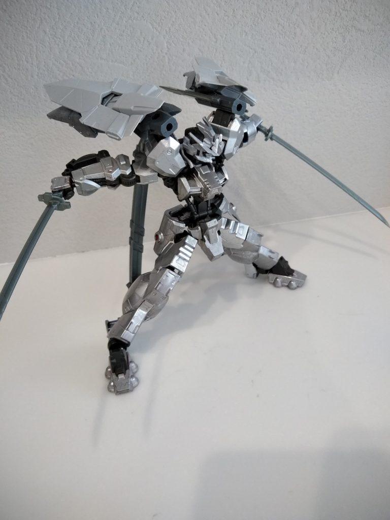 銀竜志士アスタロト・焔 アピールショット4
