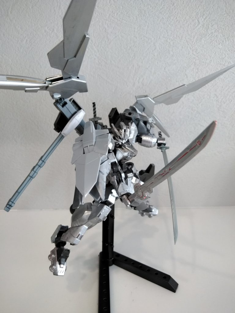 銀竜志士アスタロト・焔