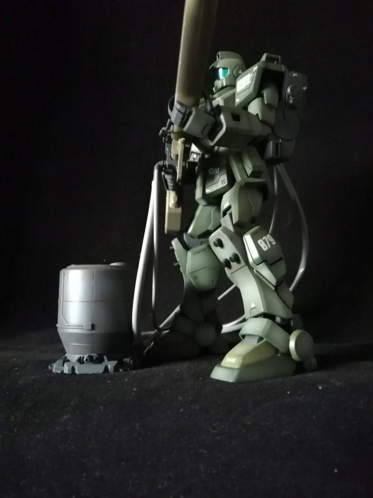 MG ジムスナイパー 08小隊版  アピールショット4