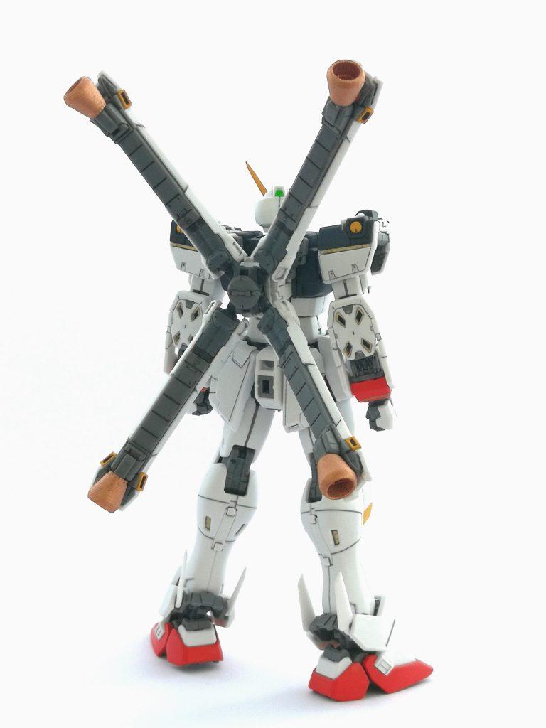 RG クロスボーンガンダムX1 アピールショット2