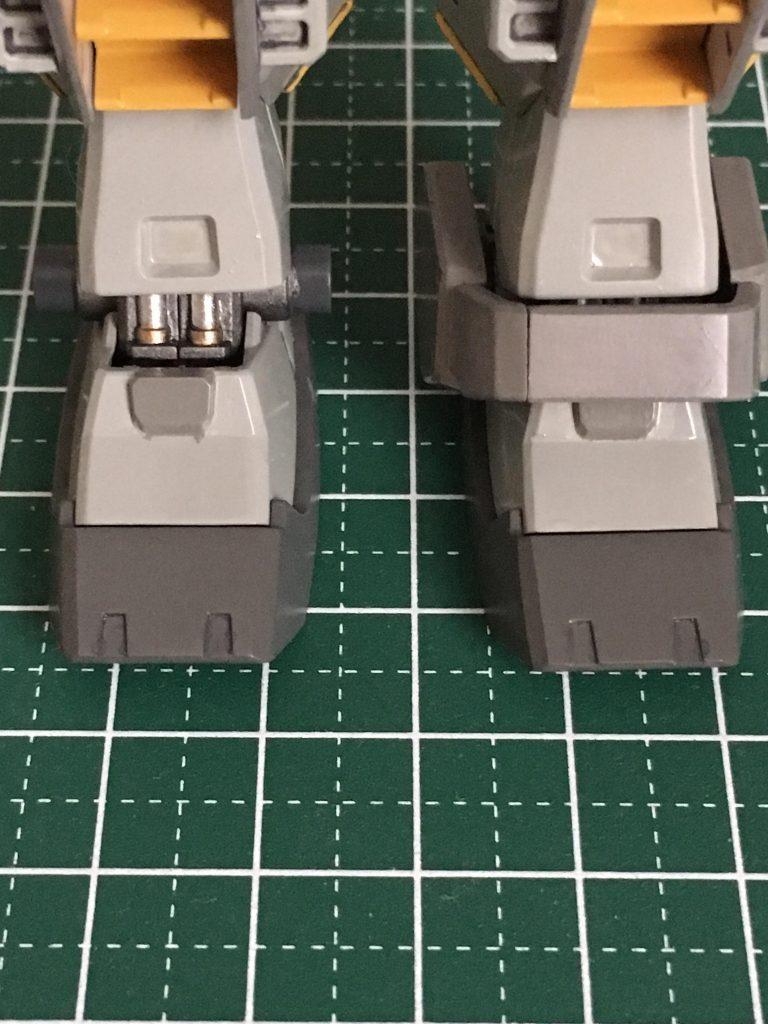 ガンダムTR-1ヘイズル改 制作工程4