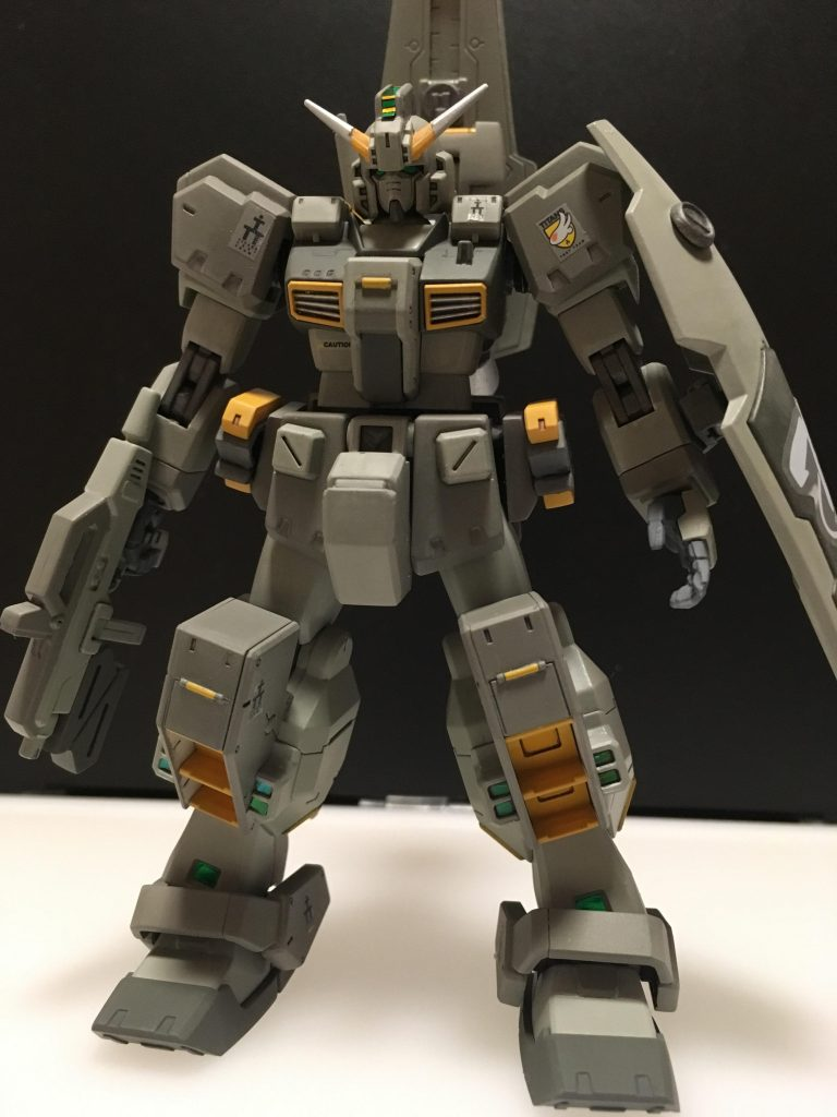 ガンダムTR-1ヘイズル改