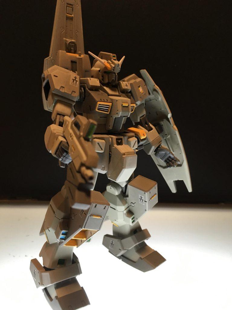 ガンダムTR-1ヘイズル改 アピールショット3